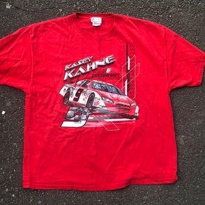 Vintage Kasey Kahne NASCAR tee